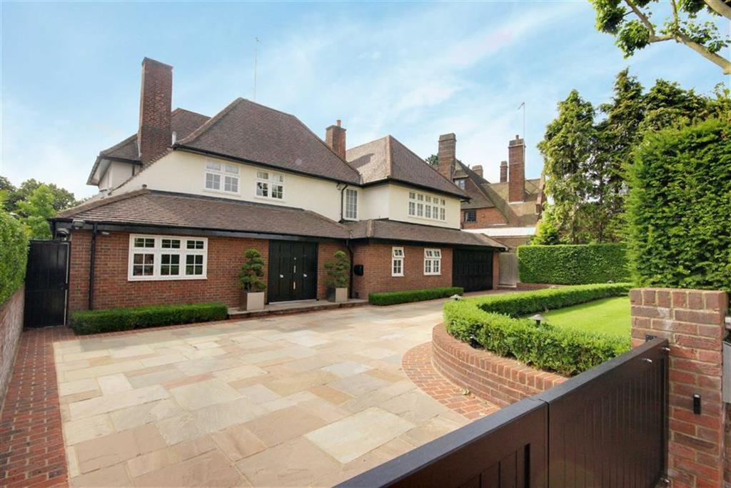 5 Bedrooms Detached House for sale in Oakleigh Avenue, Oakleigh Park, London