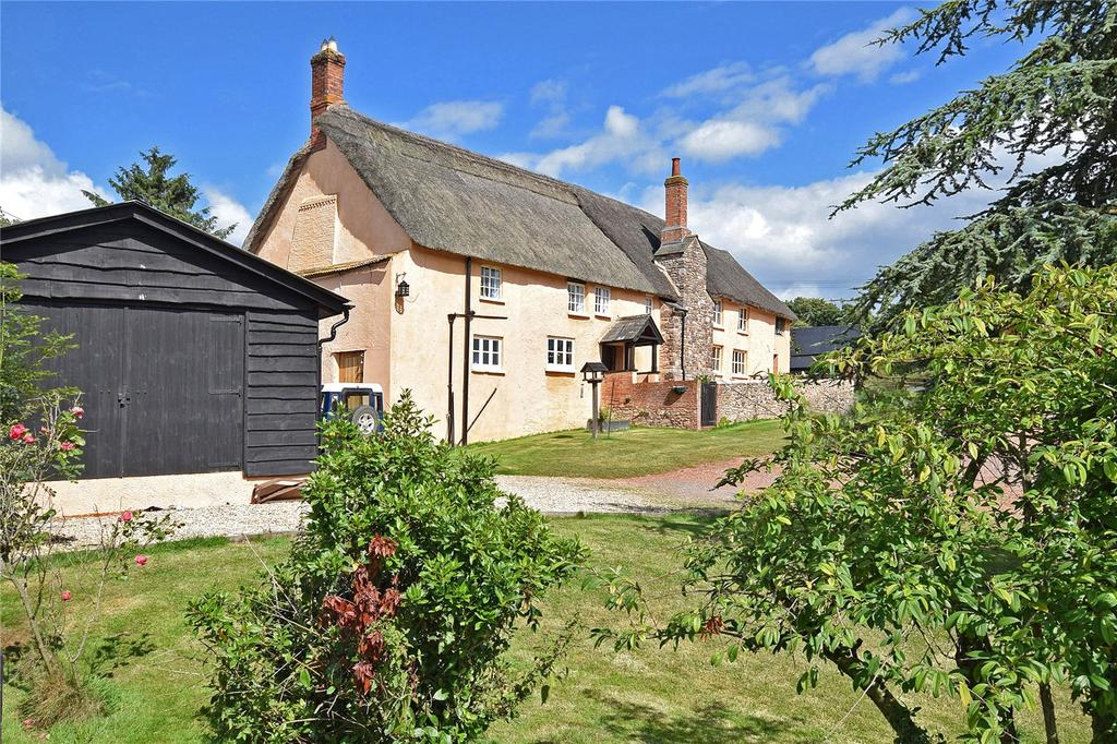 6 Bedrooms Detached House for sale in Plymtree, Cullompton, East Devon