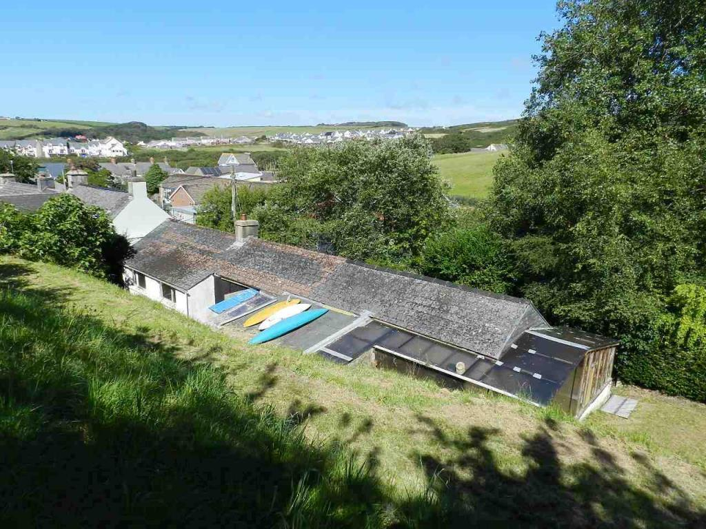 2 Bedrooms Barn Character Property for sale in Webbs Hill, Broad Haven, Haverfordwest
