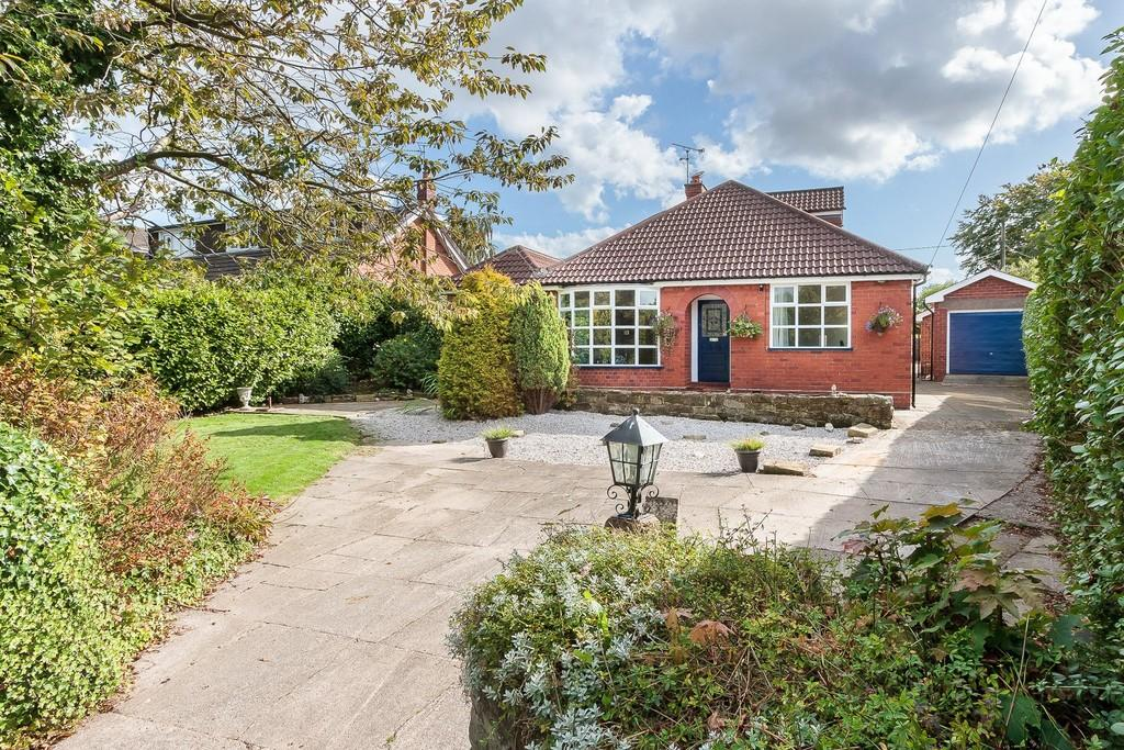4 Bedrooms Detached House for sale in Pine View, Norley, WA6 6PB