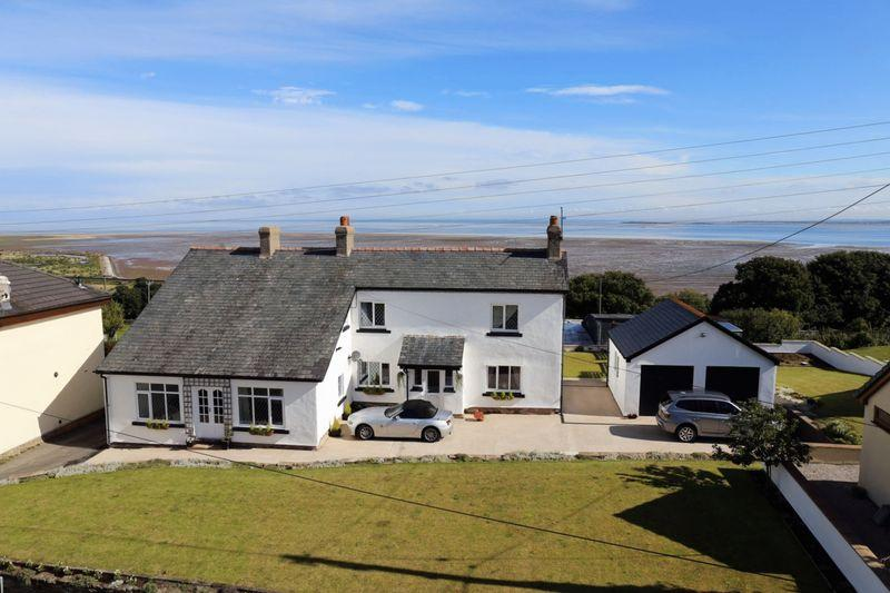 5 Bedrooms Detached House for sale in Penyffordd, Flintshire