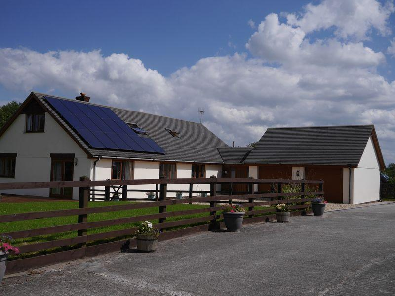 6 Bedrooms Equestrian Facility Character Property for sale in Bradworthy, Holsworthy