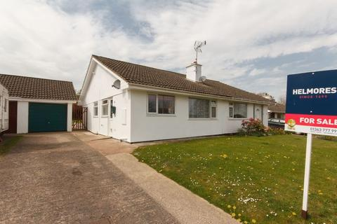 2 bedroom semi-detached bungalow to rent - Cleave Close, Tedburn St Mary