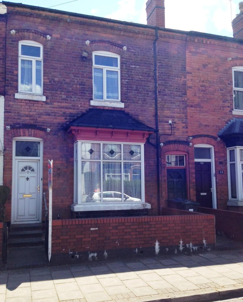 3 Bedrooms Terraced House for sale in Antrobus road, Handsworth B21
