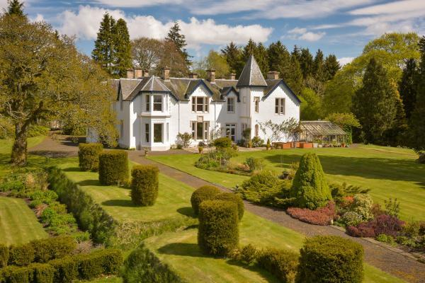 7 Bedrooms Equestrian Facility Character Property for sale in Rannagulzion House, Bridge of Cally, Blairgowrie, Perthshire, PH10