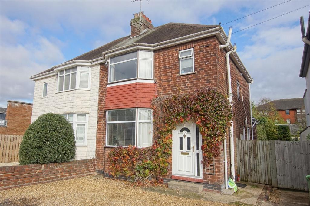 3 Bedrooms Semi Detached House for sale in Quarry Street, Royal Leamington Spa