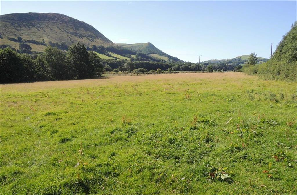Farm Land Commercial for sale in Land Formerly Part Of Neuaddllwyd, Llandinam, Powys, SY17