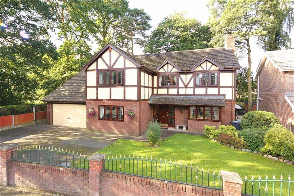 4 Bedrooms Detached House for sale in Birchwood Grove, Whitchurch, SY13