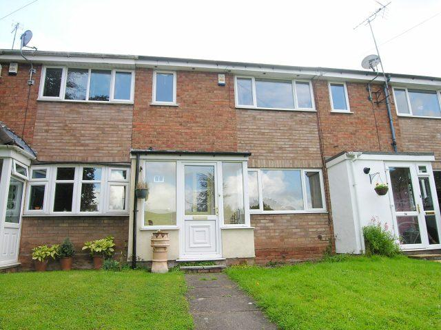 3 Bedrooms Terraced House for sale in Burnside Gardens,Walsall,West Midlands