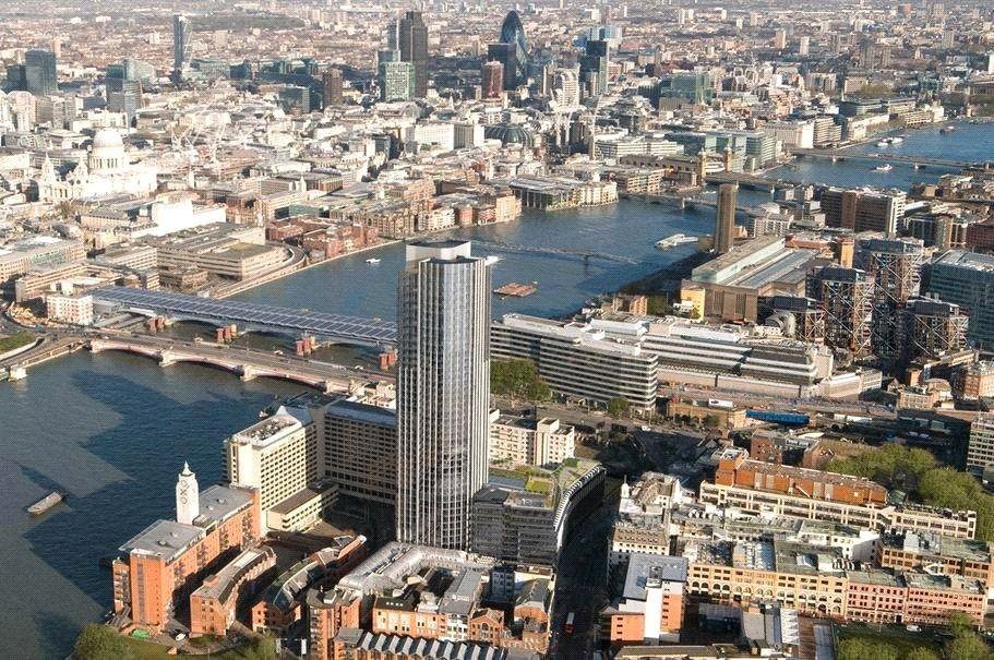 1 Bedroom Flat for sale in South Bank Tower, London
