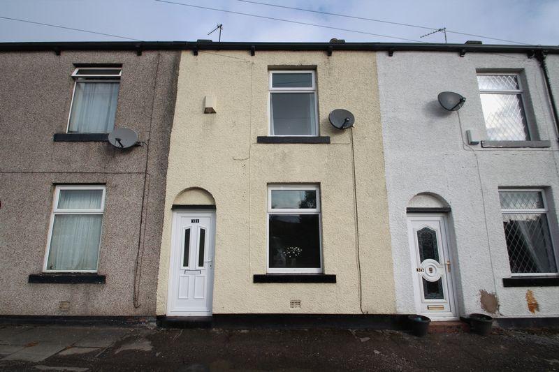 2 Bedrooms Terraced House for sale in John Street, Smallbridge, Rochdale OL16 2RG