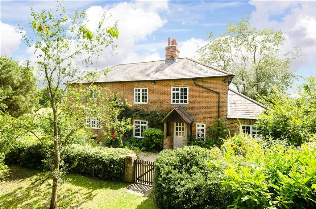 4 Bedrooms Detached House for sale in Priest Hill, Nettlebed, Henley-On-Thames, Oxfordshire, RG9