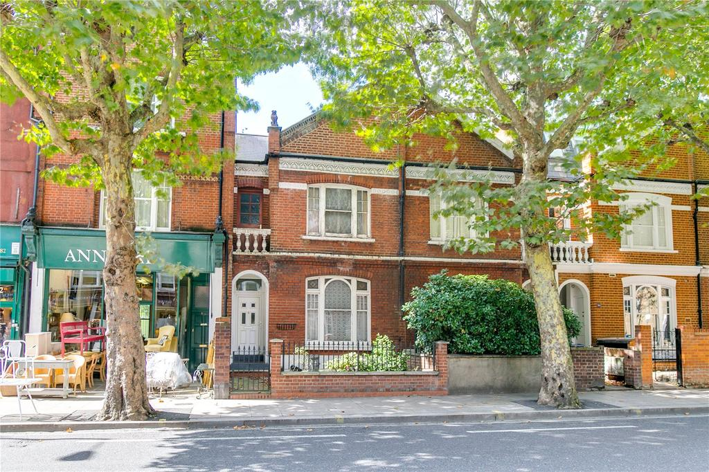 6 Bedrooms Terraced House for sale in Wandsworth Bridge Road, Parsons Green, Fulham, London