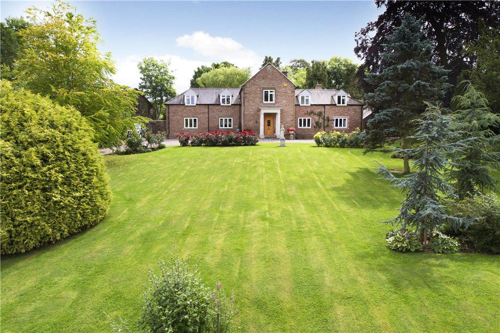 5 Bedrooms Detached House for sale in Pencombe, Herefordshire, HR7