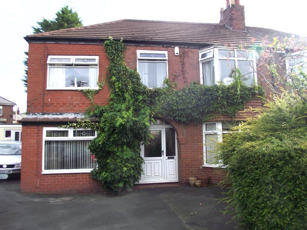 4 Bedrooms Semi Detached House for sale in Springfield Road, Middleton