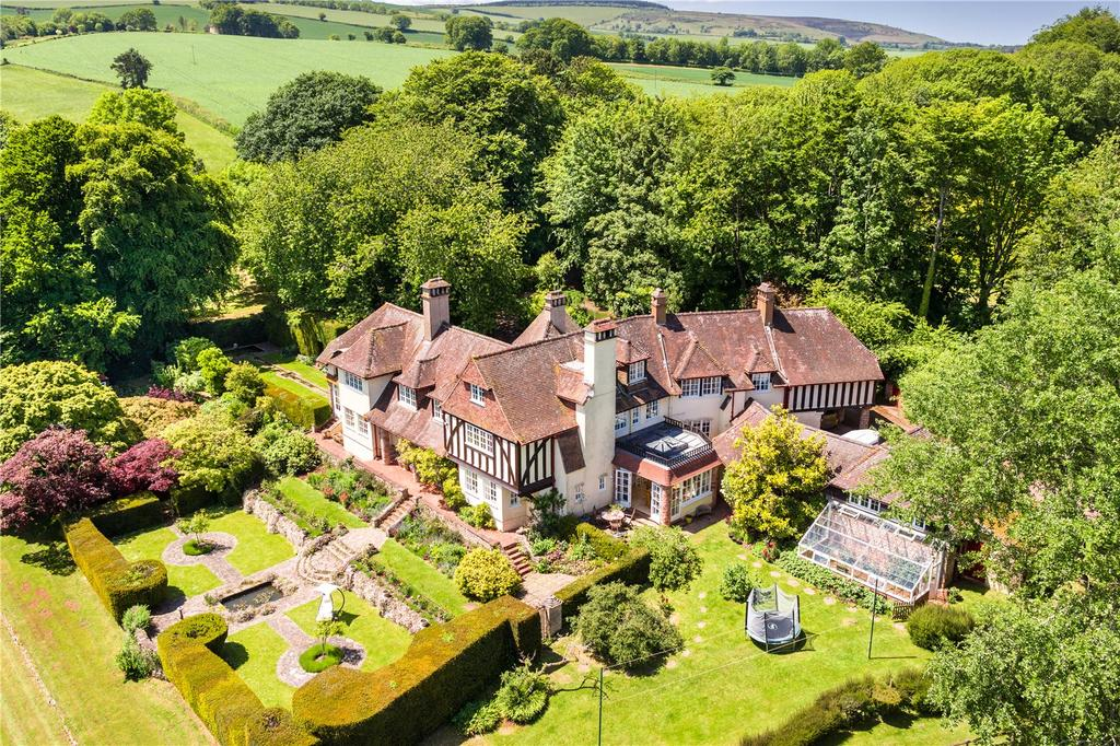 5 Bedrooms Unique Property for sale in Rodhuish, Exmoor National Park, North Somerset, TA24