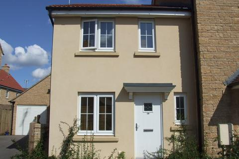 3 bedroom end of terrace house to rent - Macie Drive, Katherine Park, Corsham, Wiltshire, SN13 9EJ