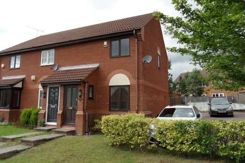2 bedroom end of terrace house to rent - Yately Close, Bushmead, Luton, LU2 7HF