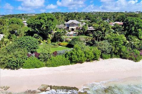 8 bedroom villa  - Holetown, St James, St James