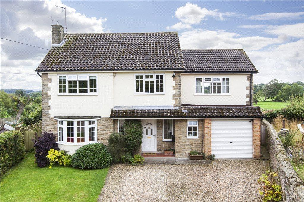 4 Bedrooms Detached House for sale in The Green, Galphay, Ripon
