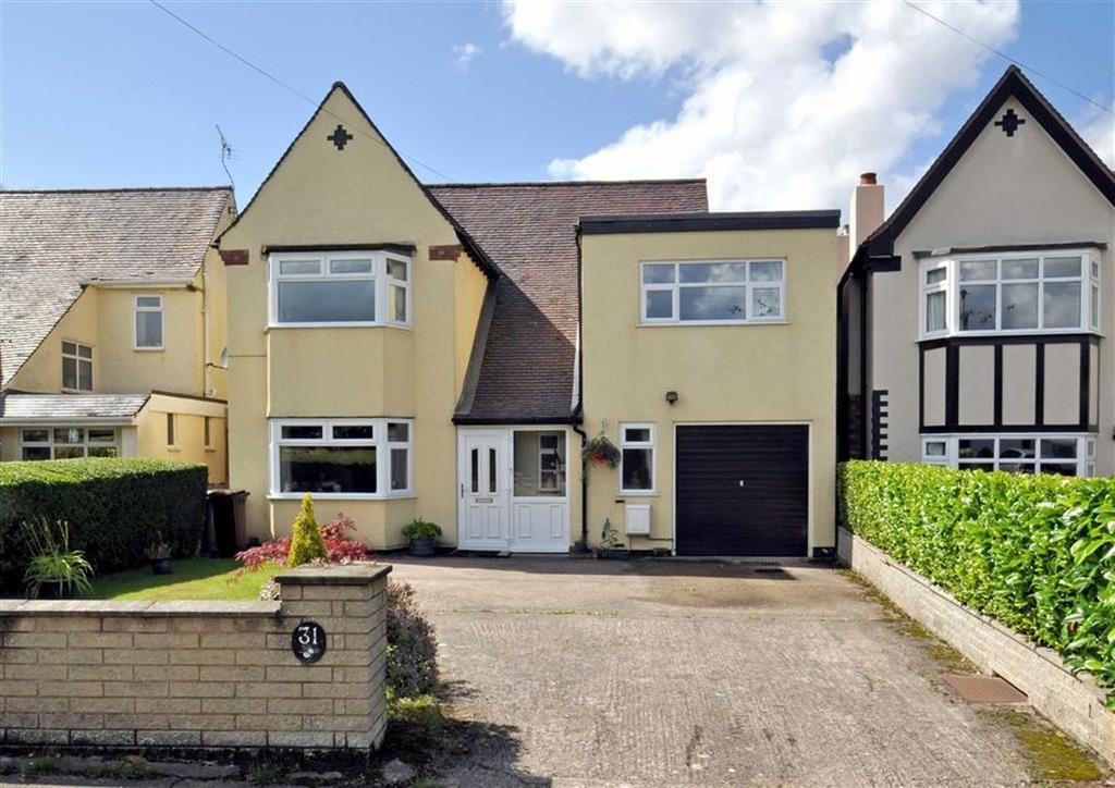 5 Bedrooms Detached House for sale in 31, Woodhall Road, Penn, Wolverhampton, West Midlands, WV4