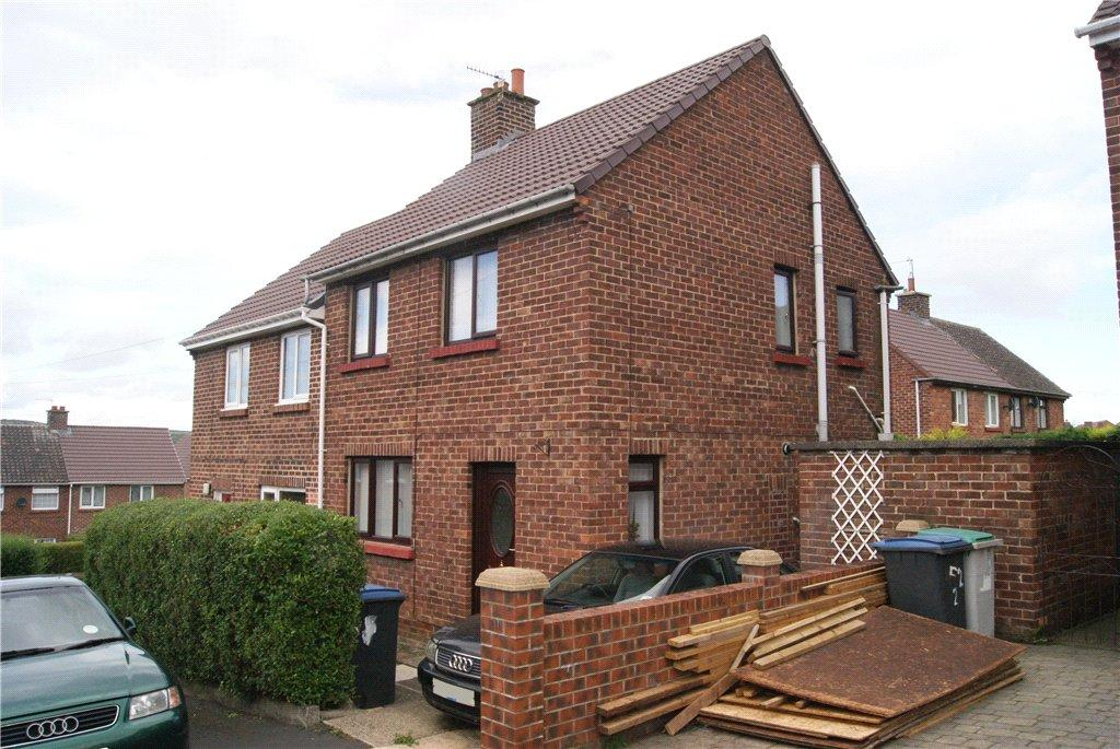 2 Bedrooms Semi Detached House for sale in East Clere, Langley Park, DH7