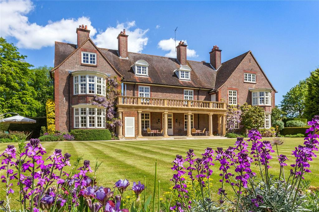 6 Bedrooms House for sale in Langhurst Manor, Pook Hill, Chiddingfold, Godalming, Surrey