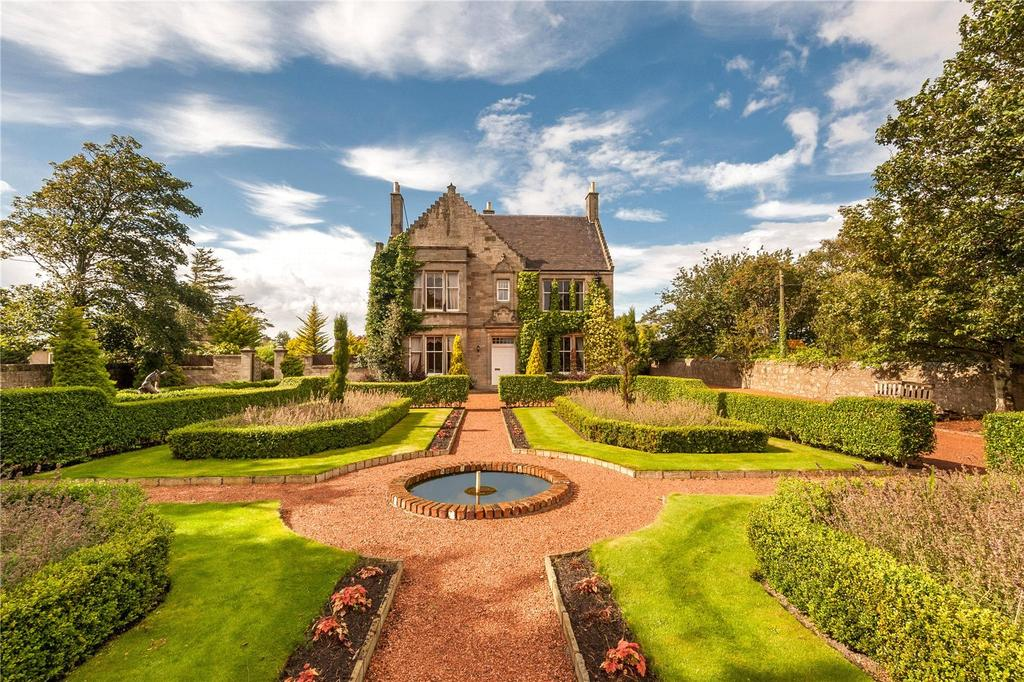 5 Bedrooms Detached House for sale in St Adrians, 43 Viewforth Place, Pittenweem, Fife, KY10