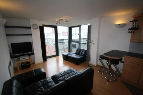 2 bedroom apartment to rent - VELOCITY EAST, CITY WALK, LEEDS, LS11 9BF