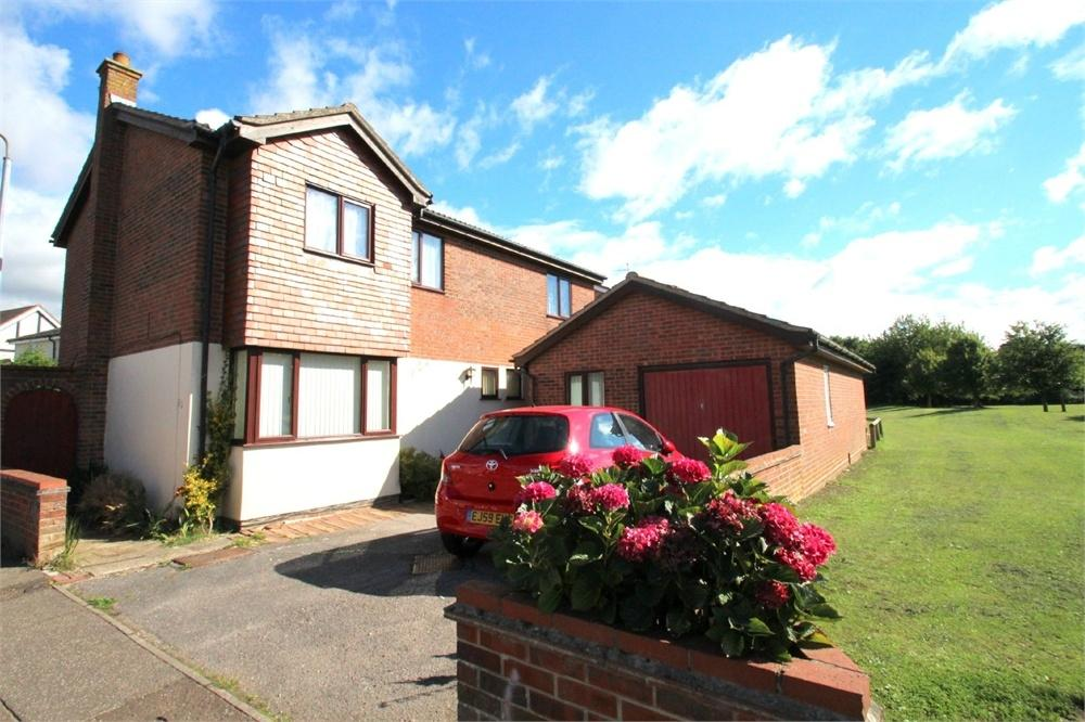 4 Bedrooms Detached House for sale in Wheatfield Road, Stanway, COLCHESTER, Essex