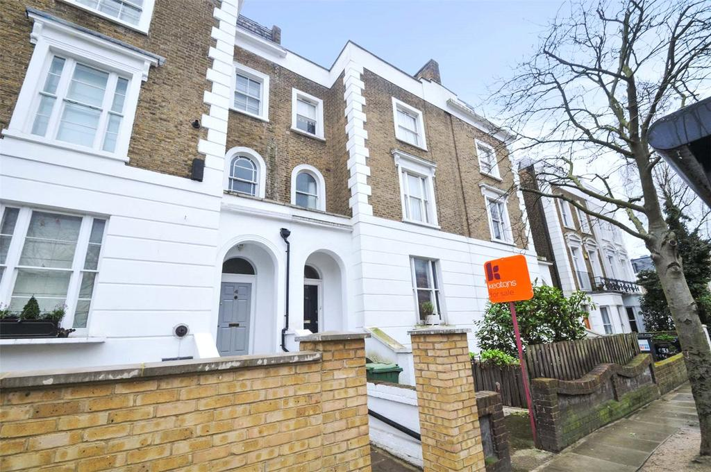 3 Bedrooms Flat for sale in Prince of Wales Road, Kentish Town, London, NW5