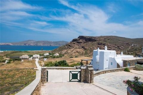 4 bedroom detached house  - Panormos Beach, Mykonos Island