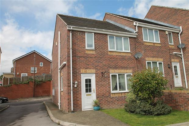 3 Bedrooms End Of Terrace House for sale in Queen Street, Rawmarsh