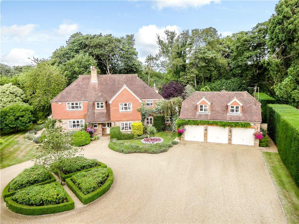 5 Bedrooms Detached House for sale in Park Side, Henley-On-Thames, Oxfordshire, RG9