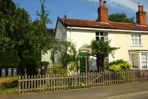 2 bedroom end of terrace house to rent - Yoxford