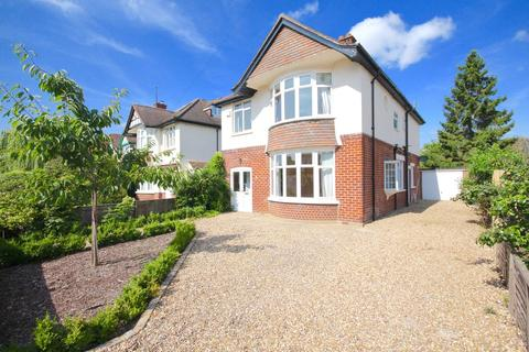 4 bedroom semi-detached house to rent - Apsley Road, Oxford