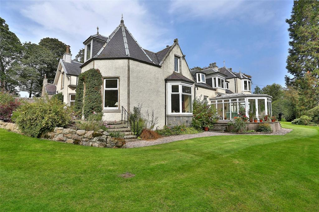 7 Bedrooms Detached House for sale in Fae-Me-Well House, Cothal, Fintray, Aberdeen