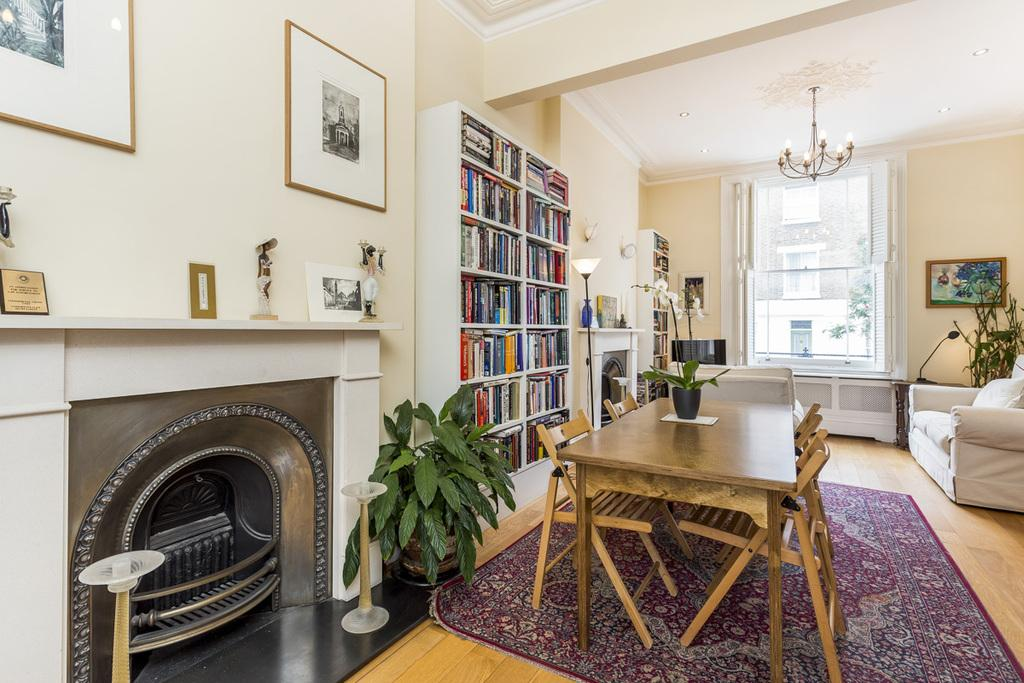 4 Bedrooms Terraced House for sale in Overstone Road, Brackenbury Village, London, W6