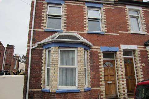 2 bedroom end of terrace house to rent - Baker Street Exeter EX2
