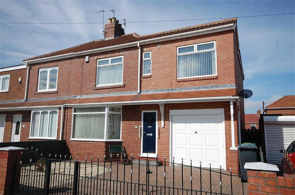 3 Bedrooms Semi Detached House for sale in Cloister Avenue, South Shields