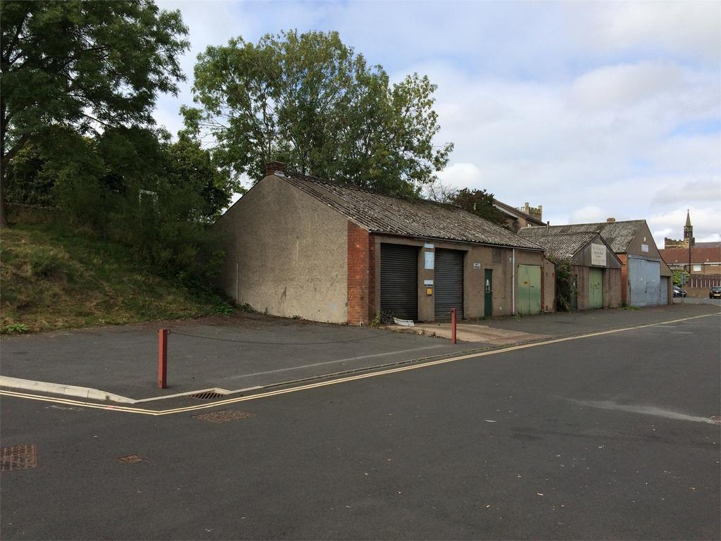 Land Commercial for sale in 3 New Row, Alnwick, Northumberland