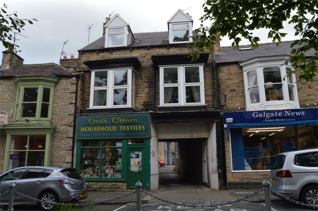 3 Bedrooms Terraced House for sale in 82c and 82d Galgate, Barnard Castle, Durham