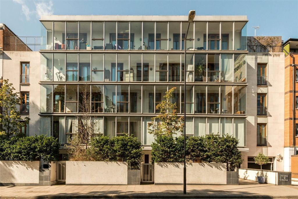 2 Bedrooms Flat for sale in The Galleries, 9 Abbey Road, St John's Wood, London, NW8
