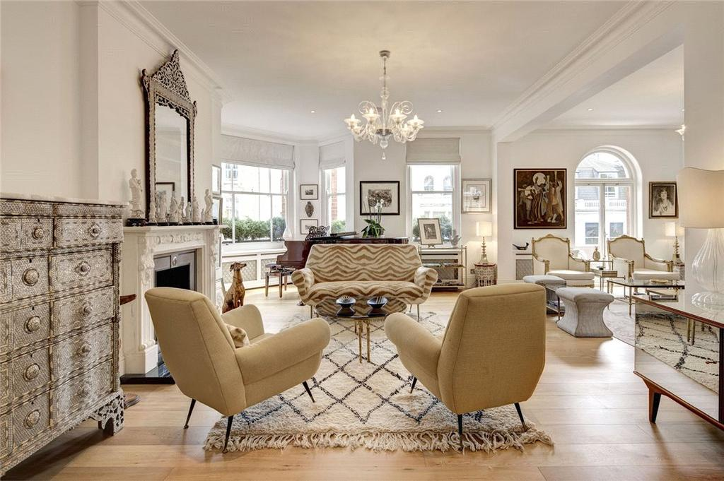 5 Bedrooms Flat for sale in Prince Edward Mansions, Moscow Road, Notting Hill, London, W2