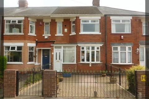 3 bedroom terraced house to rent - Tilworth Road, Savoy Road, Hull, HU8 9BW