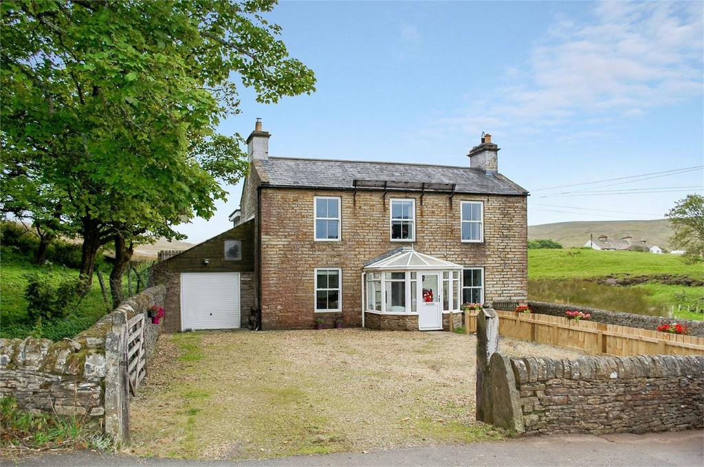 3 Bedrooms Detached House for sale in Nenthead, Alston, Cumbria