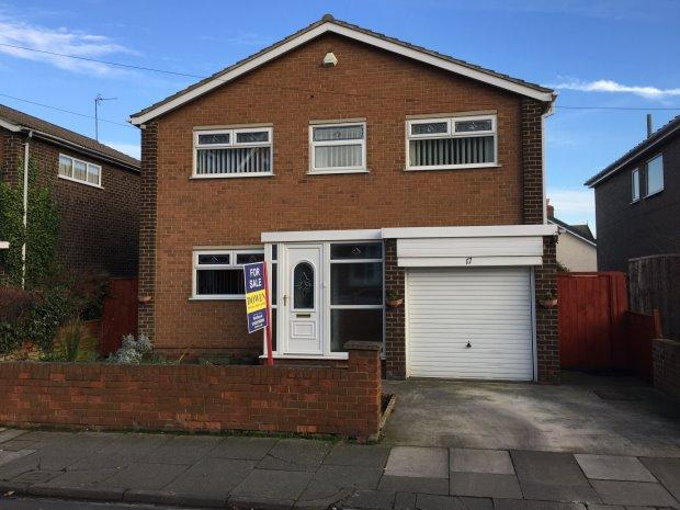 4 Bedrooms Detached House for sale in LINDEN GROVE, PARK ROAD, HARTLEPOOL