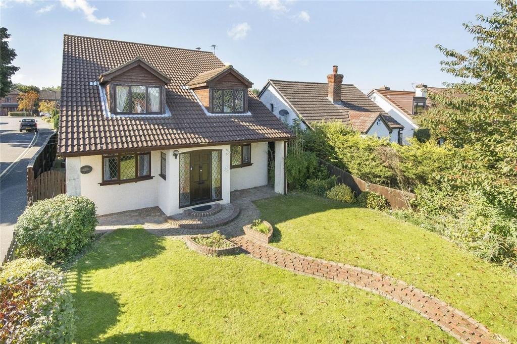 4 Bedrooms Detached House for sale in Maidstone Road, Blue Bell Hill, Kent