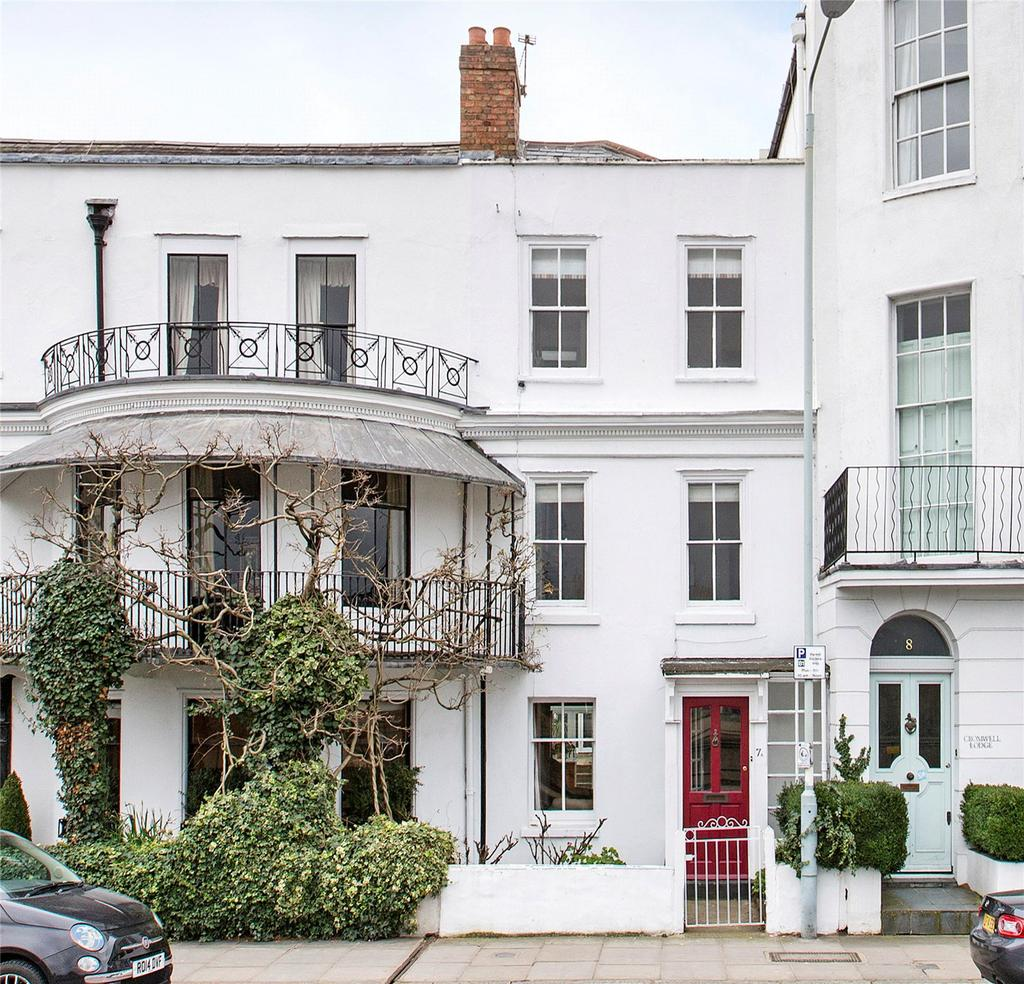 6 Bedrooms Terraced House for sale in The Terrace, Barnes, London, SW13