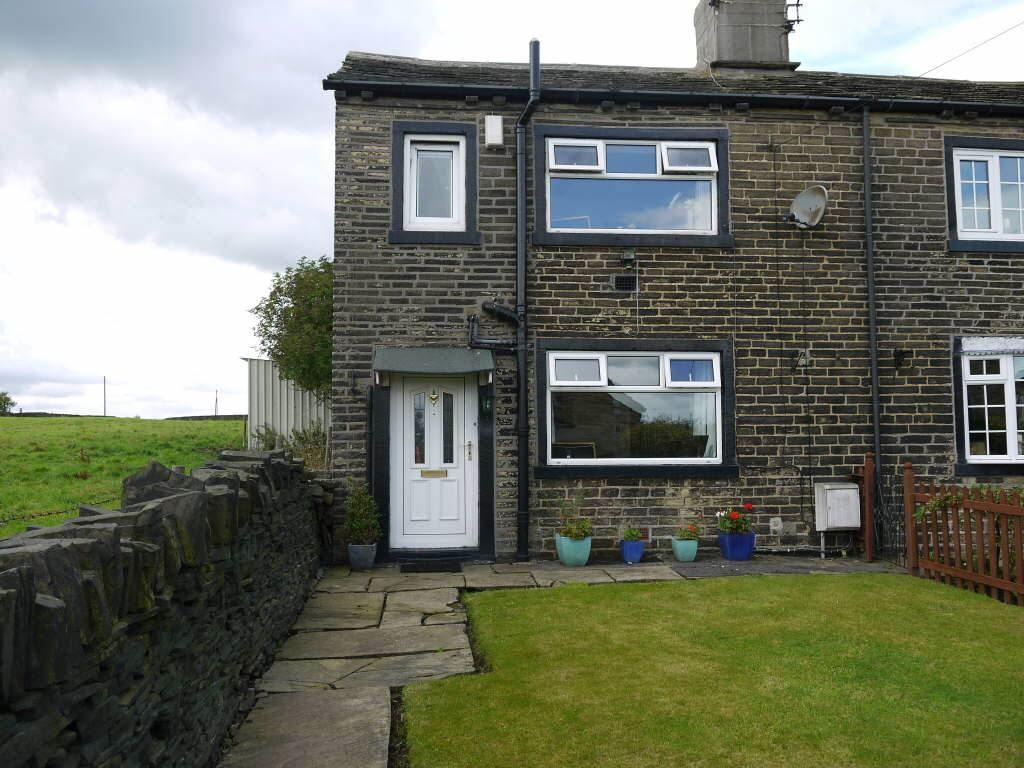 2 Bedrooms Semi Detached House for sale in Shepherds Fold, Northowram